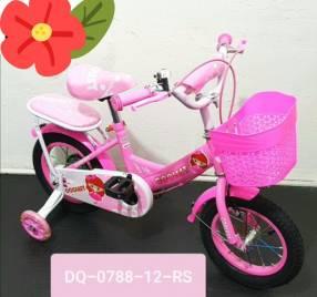Bicicletas para nenas