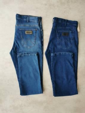 Jeans Wrangler Clásicos talle 46 y 48
