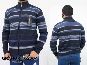 Suéter para hombre talle plus GRANORITG2304