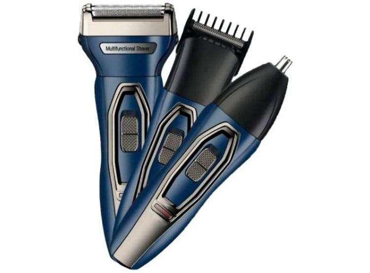 Afeitadora eléctrica 3 en 1 - 0