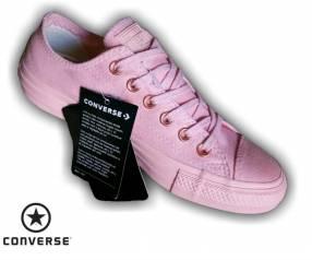 Converse rosa