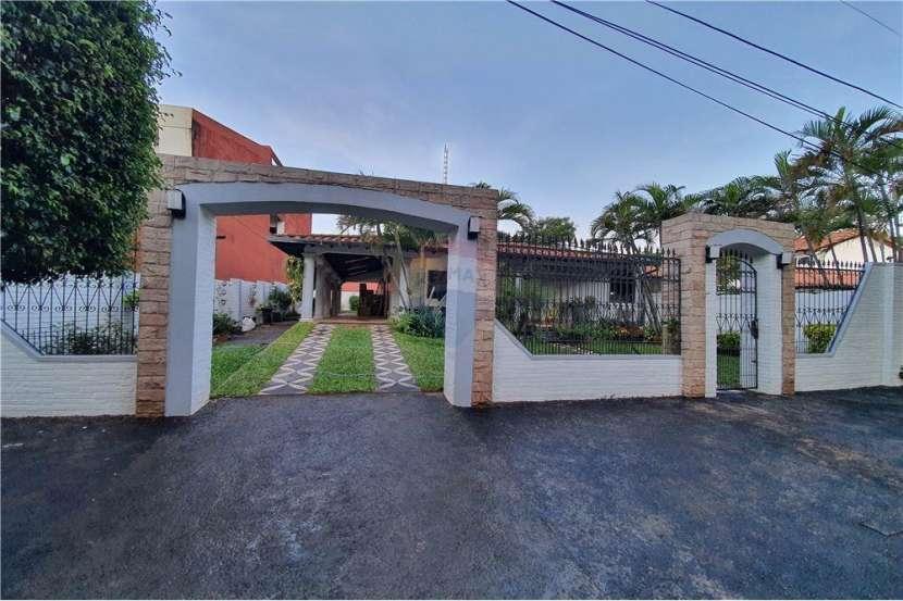 Casa en lambaré/barrio mbachió! - 0