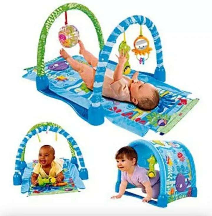 Juegos con entretenimiento para bebés - 0