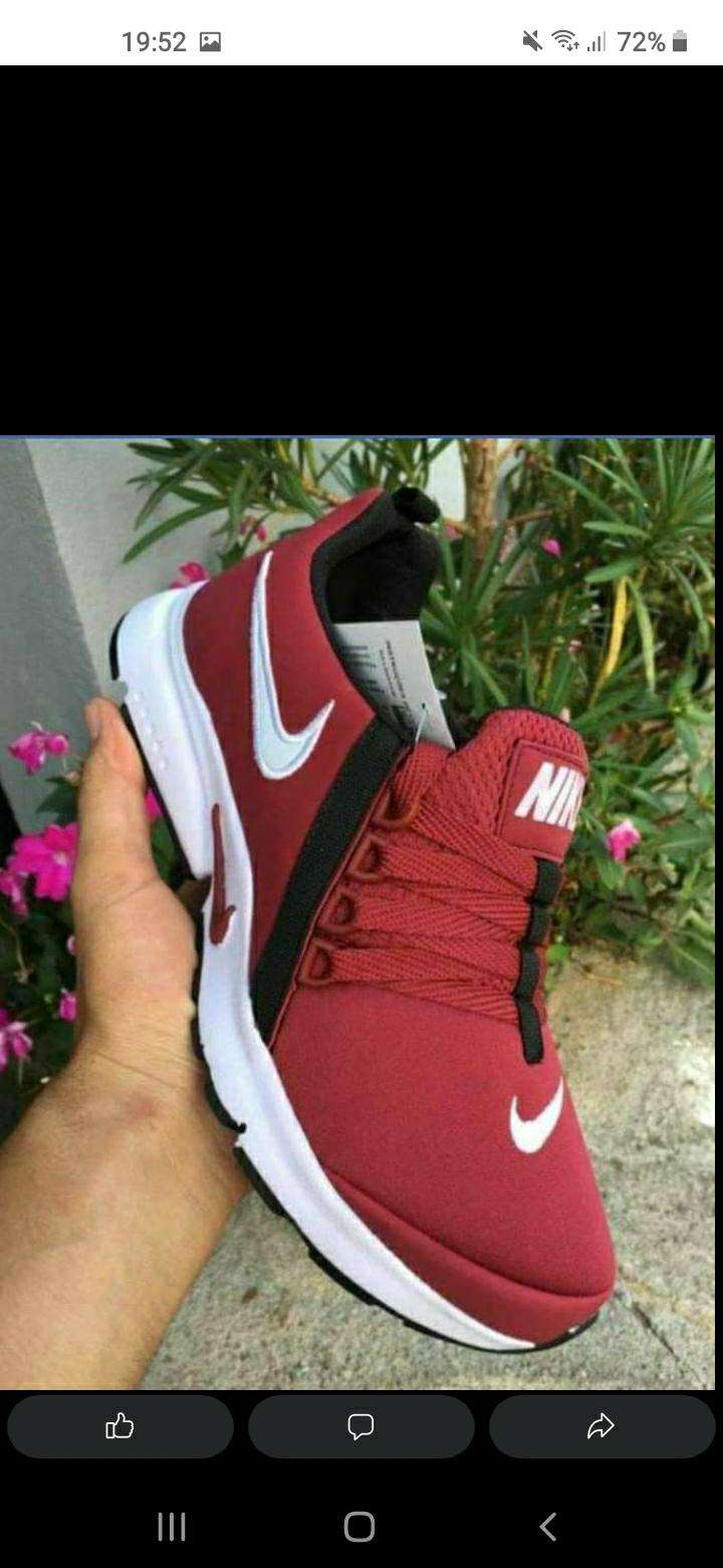 Calzado Nike calce 38 - 0