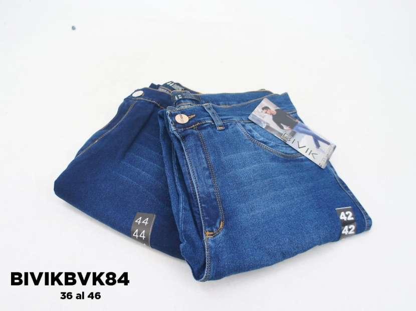 Jeans elastizado para caballero BIVIKBVK84 - 1