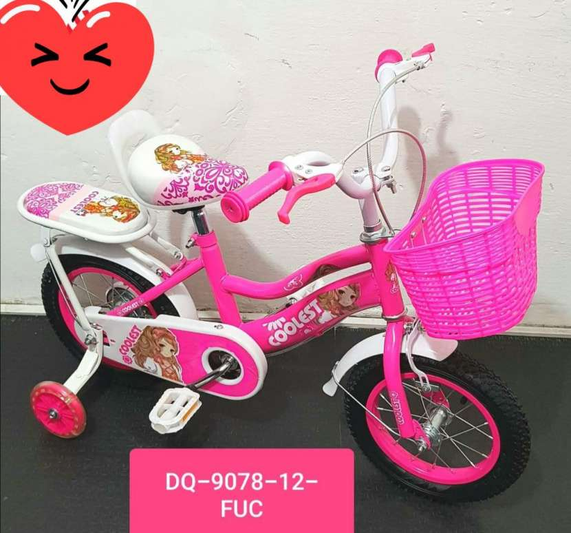 Bicicletas para nenas - 1