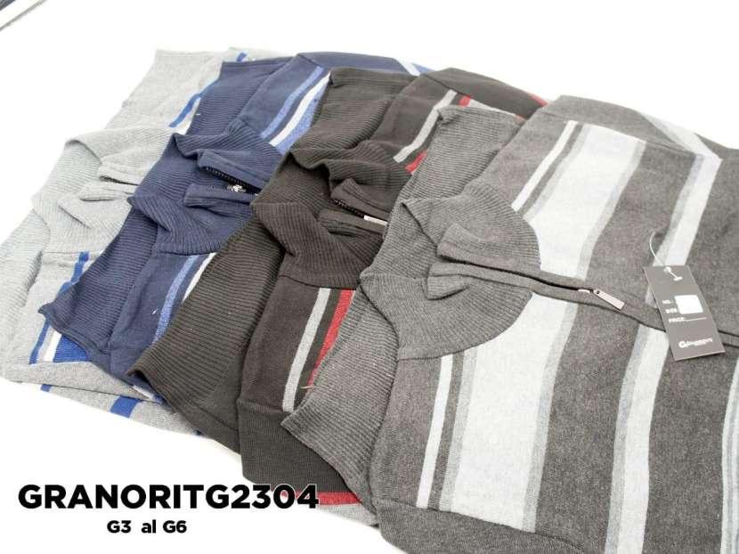 Suéter para hombre talle plus GRANORITG2304 - 1