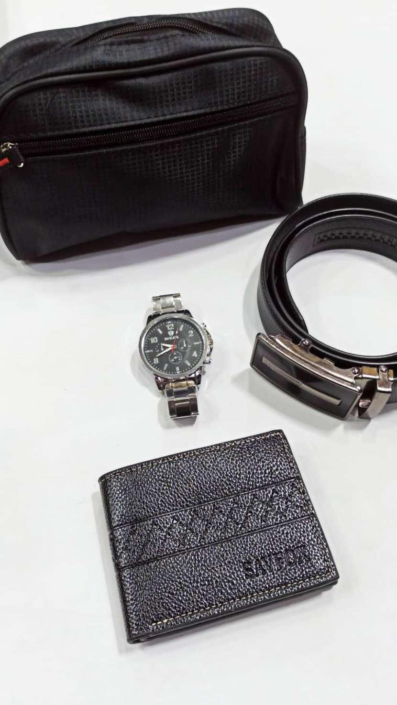 Neceser billetera reloj y cinto - 1