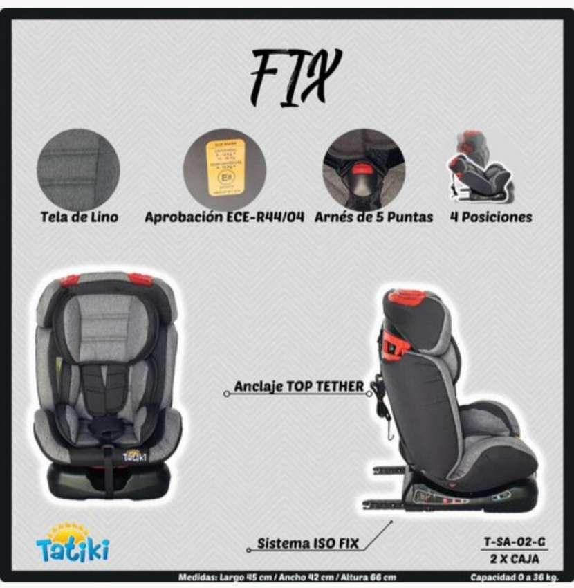 Asiento para auto para niños - 1