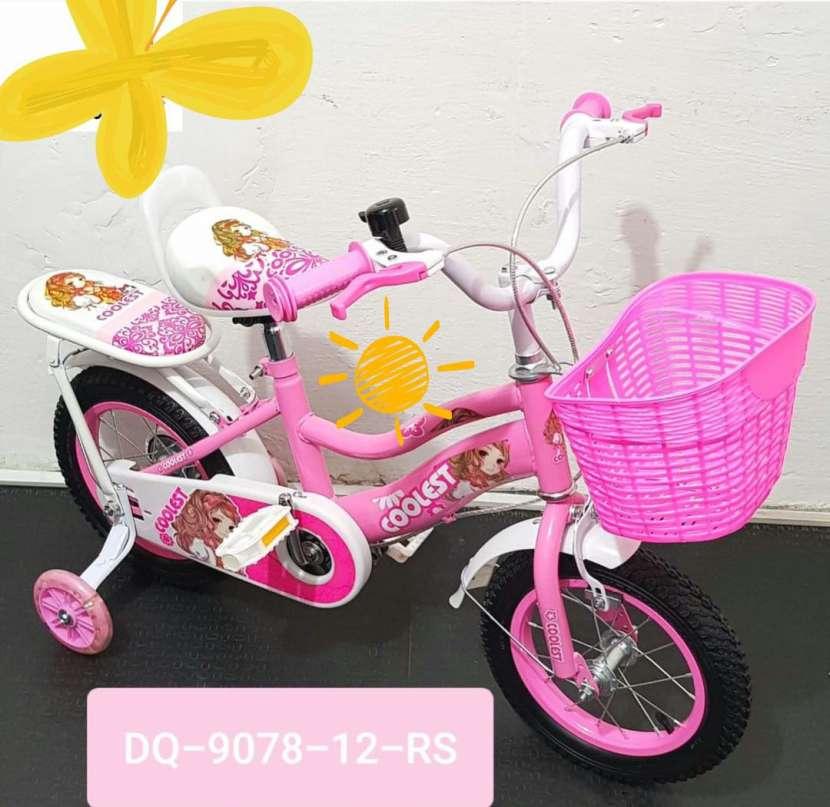 Bicicletas para nenas - 2