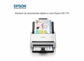 Escáner Epson Workforce DS-770 Duplex