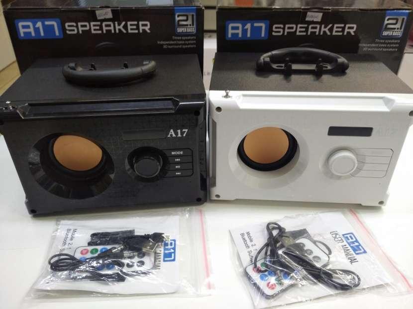 Speaker bluetooth - 0