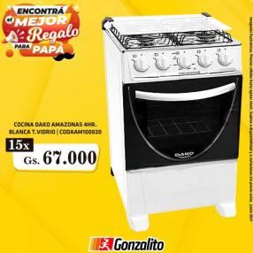 Cocina Dako Amazonas 4H