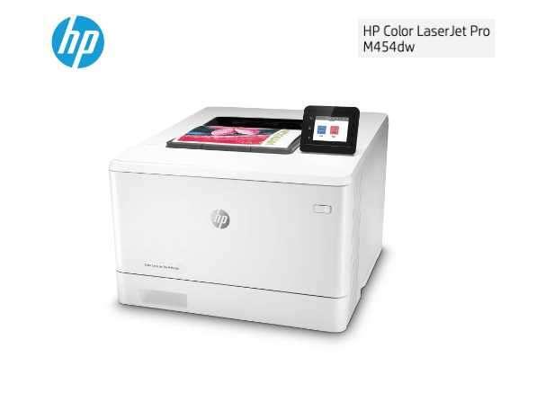 Impresora HP Color LaserJet Pro M454 - 0