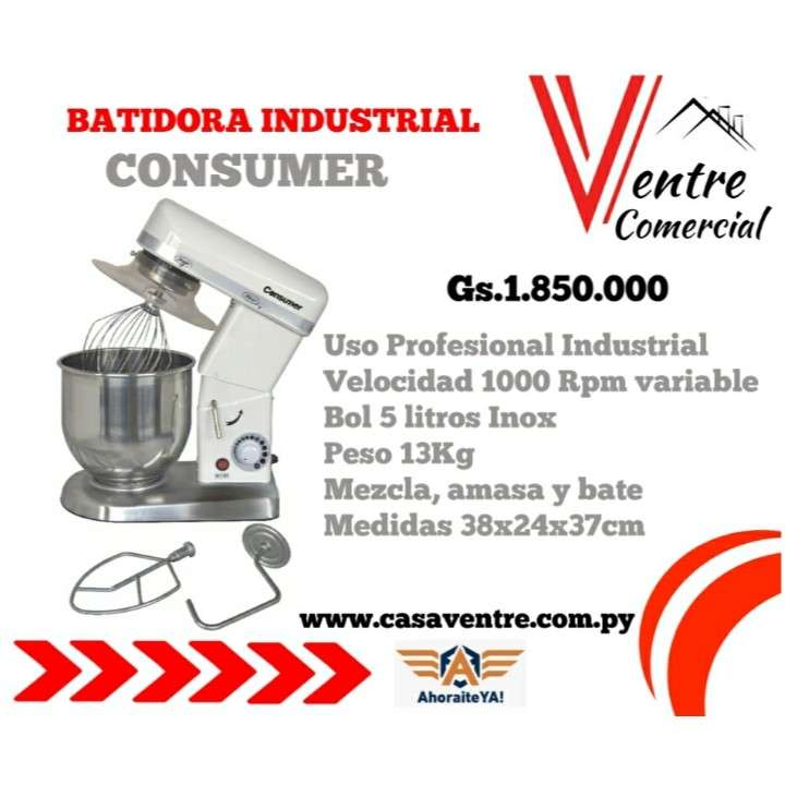 Batidora Industrial Profesional Consumer - 0