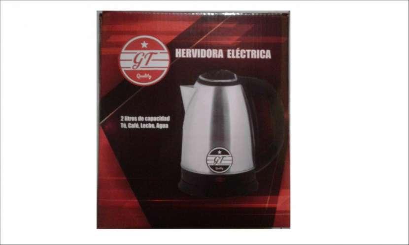 Hervidora Eléctrica - 0