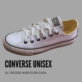 Calzado Converse brasilero