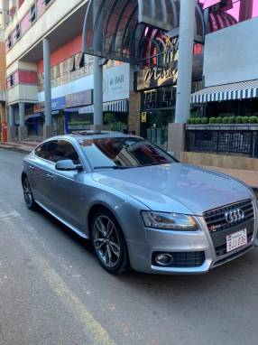 Audi A5 Sline 2012