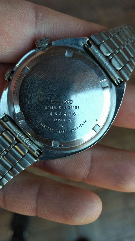 Reloj Vintage Seiko 5 Perpetual Calendar Automatic 1974 - 3