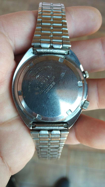 Reloj Vintage Seiko 5 Perpetual Calendar Automatic 1974 - 4