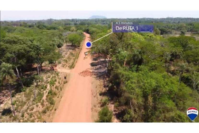 Campo para ganadería y/o agricultura en el distrito de Paraguarí - 1