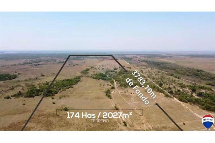 Campo para ganadería y/o agricultura en el distrito de Paraguarí - 3