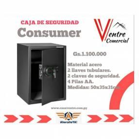 Caja de Seguridad LCD Consumer GR