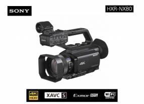 Filmadora Sony HXR-NX80 4K