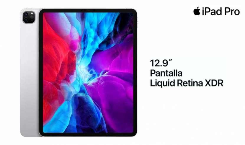 iPad Pro 2020 12.9 pulgadas - 0
