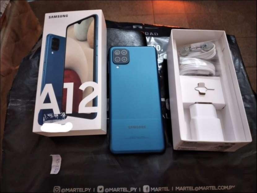 Samsung Galaxy A12 - 0