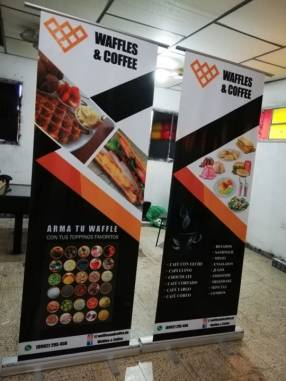 Banners y Roll up