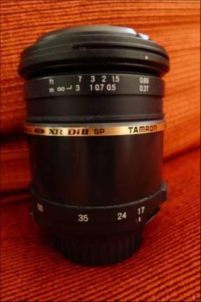 Lente Tamron SP AF 17-50mm f/2.8 XR Di II LD IF para Nikon