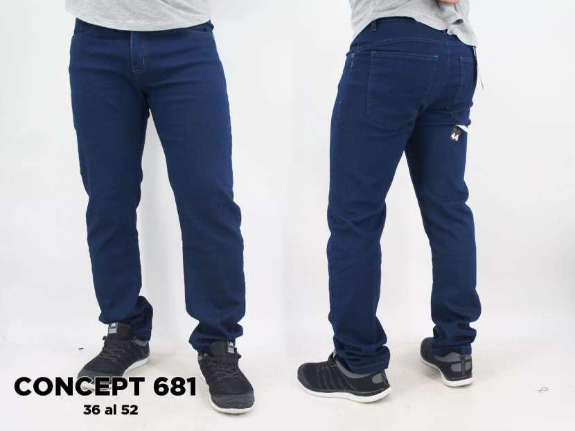 Jeans para caballero CONCEPT 681 - 0
