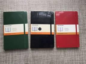 Cuadernos Moleskine Classic (5.0