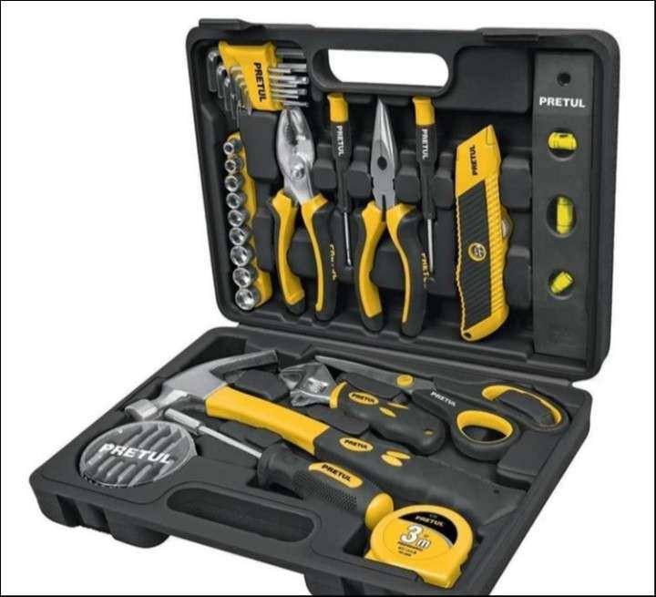Juego de herramientas - 0