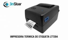 Impresora térmica de etiqueta 4 pulgadas 3nStar LTT204