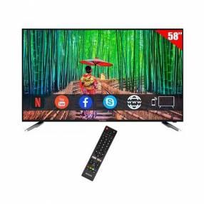 Smart TV Aiwa de 59 pulgadas 4K UHD