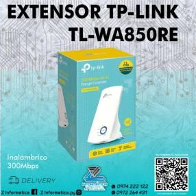 Extensor TP-Link TL-WA850RE