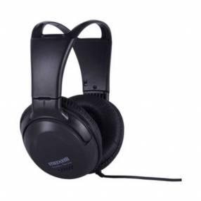 Auricular Maxell Studio mic negro N347308/M 50124