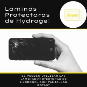 Lámina protectora Hydrogel Sheets