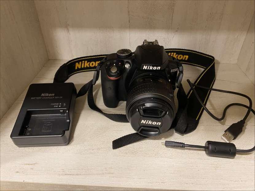 Cámara Nikon D3300 - 0