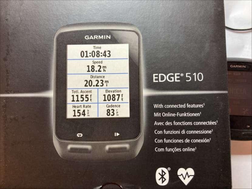 GPS Garmin Edge 510 para bicicleta - 1