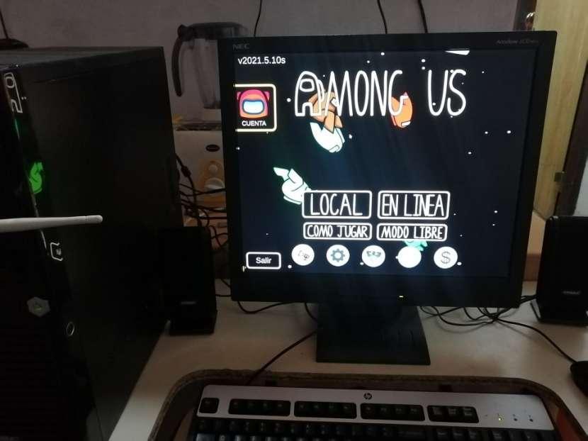 Computadora con juegos - 2