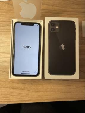 iPhone 11 de 128 gb negro