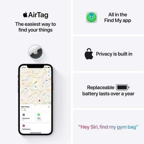 Apple AirTag MX532AM/A 1 pack - 3