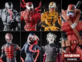 Venom Marvel Legends Wave