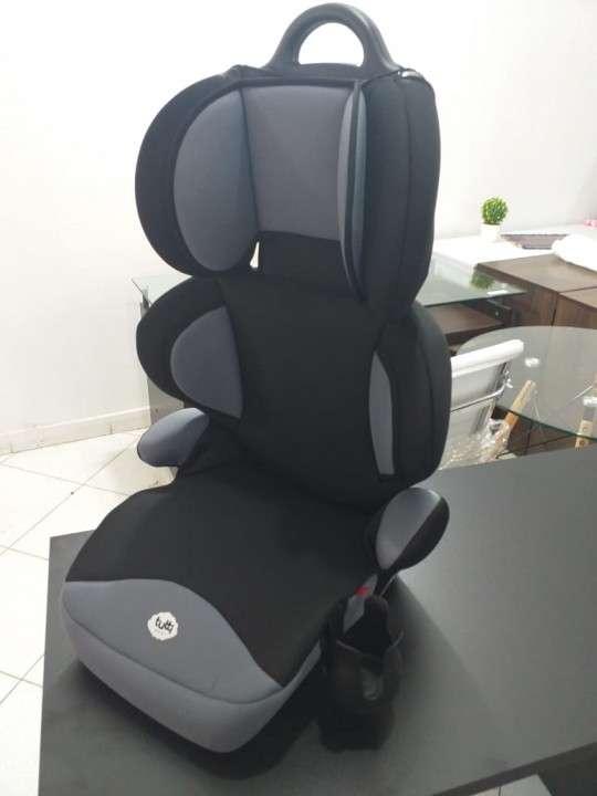 Asiento para auto Baby Tutti Triton negro 15 a 36 Kg - 0