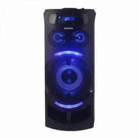 Parlante Aiwa POK7 mmedia bluetooth radio usb CH 300W