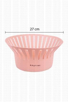 Frutera colorida propileno 27x14x16cm