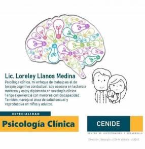 Psicología asesora en lactancia materna, salud sexual y sexología clínica niños y adultos